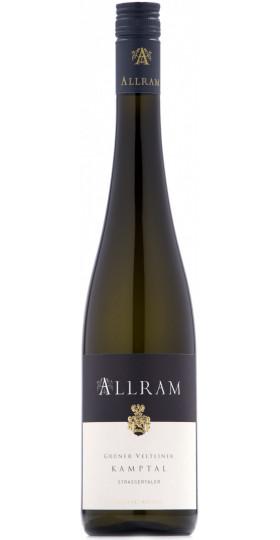 "Вино Allram, Gruner Veltliner ""Strassertaler"", Kamptal DAC, 0.75 л"