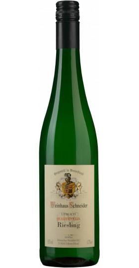 """Вино """"Weinhaus Schneider"""" Riesling Lieblich, 0.75 л"""