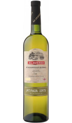 """Вино Алаверды, """"Алазанская Долина"""" Белое, 0.75 л"""