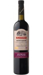 Вино Алаверды, Мукузани, 0.75 л