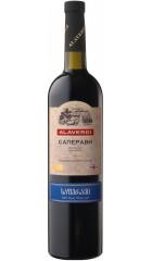 Вино Алаверды, Саперави, 0.75 л
