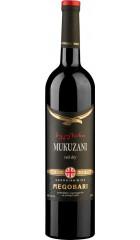 "Вино ""Мегобари"" Мукузани, 0.75 л"