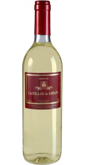 "Вино ""Castillos de Espana"" Blanco Seco, 0.75 л"