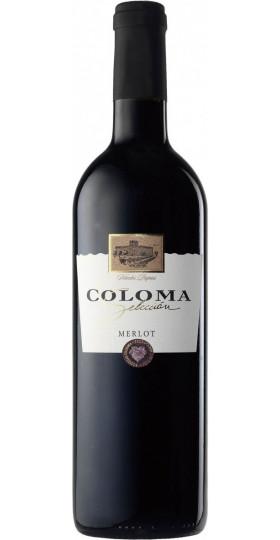 """Вино """"Coloma"""" Merlo Seleccion, 0.75 л"""
