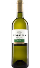 "Вино ""Coloma"" Muscat Blanco Joven, 0.75 л"