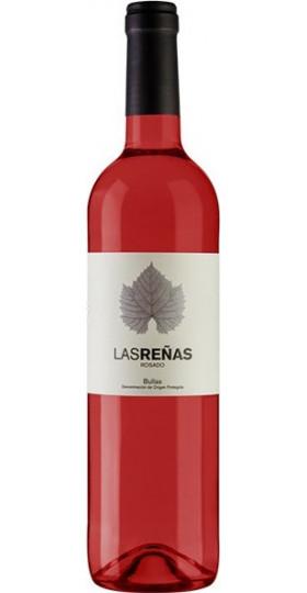 "Вино Bodegas del Rosario, ""Las Renas"" Monastrell Rosado, Bullas DO, 0.75 л"