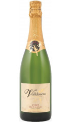 "Игристое вино ""Valldosera"" Cava Brut Nature DO, 0.75 л"