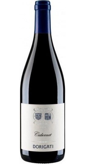 Вино Fratelli Dorigati, Cabernet, Trentino DOC, 0.75 л