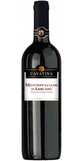 "Вино ""Cavatina"" Montepulciano d'Abruzzo DOC, 0.75 л"