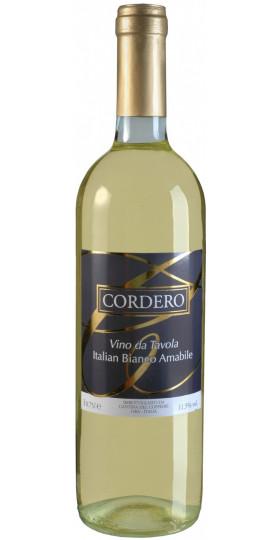 "Вино ""Cordero"" Bianco Amabile, 0.75 л"
