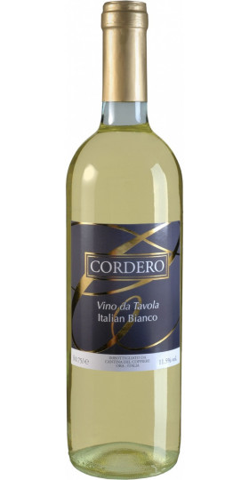 "Вино ""Cordero"" Bianco, 0.75 л"
