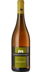 Вино La Crotta di Vegneron, Pinot Noir (Vinificato in Bianco), Valle d'Aosta DOC, 0.75 л
