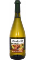 "Вино ""Scanavino""Moscato d'Asti DOCG, 0.75 л"