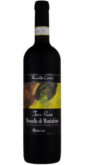 """Вино """"Terra Rossa"""" Brunello di Montalcino Riserva DOCG, 0.75 л"""