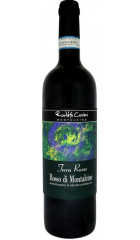 "Вино ""Terra Rossa"" Rosso di Montalcino DOC, 0.75 л"