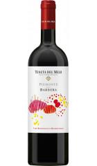 Вино Tenuta del Melo, Piemonte DOC Barbera, 0.75 л