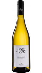 """Вино Torri Cantine, """"4 20"""" Pecorino d'Abruzzo DOC, 0.75 л"""