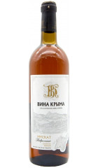 """Вино """"Вина Крыма"""", Мускат Таврический, 0.75 л"""