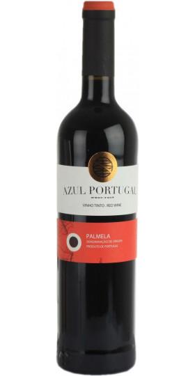 "Вино ""Azul Portugal"" Palmela Tinto DO, 0.75 л"