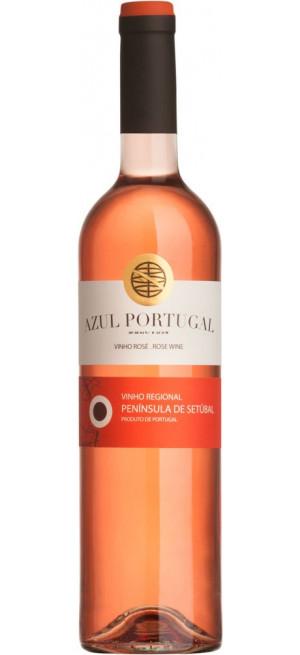"Вино ""Azul Portugal"" Rose, Peninsula de Setubal, 0.75 л"