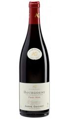 Вино Andre Goichot, Bourgogne AOC Pinot Noir, 2014, 0.75 л