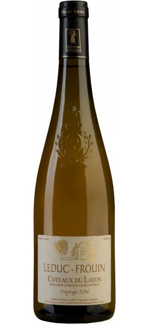 """Вино Domaine Leduc-Frouin, """"La Seigneurie"""" Arpege, Coteaux du Layon AOC, 0.75 л"""