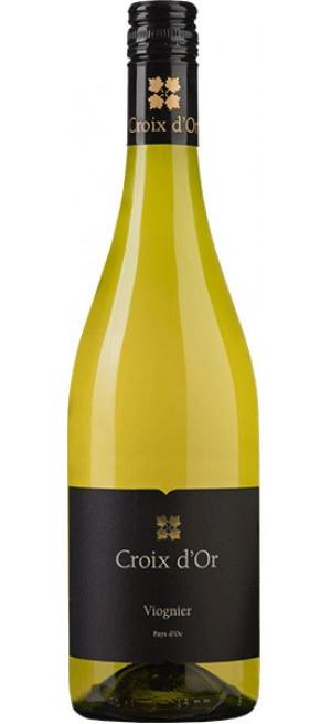 """Вино """"Croix d'Or"""" Viognier Sec, Pays d'Oc IGP, 0.75 л"""