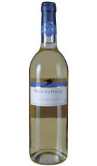 "Вино ""Pierre La Grange"" Blanc Moelleux, 0.75 л"