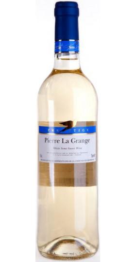 "Вино ""Pierre La Grange"" Blanc Demi-Sec, 0.75 л"