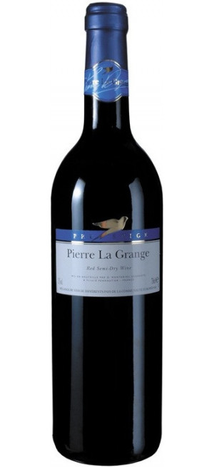 "Вино ""Pierre La Grange"" Rouge Demi-Sec, 0.75 л"