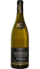 """Вино Domaine des Remparts, Bourgogne """"Cotes d'Auxerre"""" AOC Chardonnay, 0.75 л"""
