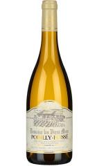 Вино Domaine Les Vieux Murs, Pouilly-Fuisse AOC, 0.75 л
