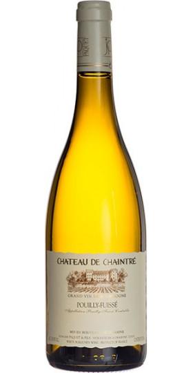 Вино Chateau de Chaintre, Pouilly-Fuisse AOC, 0.75 л