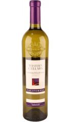 "Вино ""Western Cellars"" Colombard-Chardonnay Semi-Dry, 0.75 л"