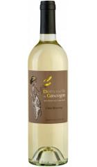 """Вино """"Domain de Menard"""", Demoiselle de Gascogne Gros Manseng, Cotes de Gascogne IGP, 0.75 л"""
