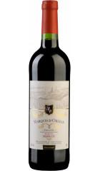 "Вино ""Marquis d'Orlean"" Merlot Sec, Pays d'Oc IGP, 0.75 л"