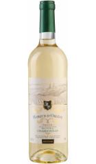 "Вино ""Marquis d'Orlean"" Chardonnay Moelleux, Pays d'Oc IGP, 0.75 л"