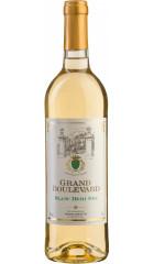"Вино ""Grand Boulevard"" Blanc Demi Sec, 0.75 л"