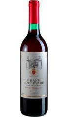 """Вино """"Grand Boulevard"""" Rouge Moelleux, 0.75 л"""