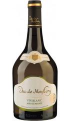 "Вино ""Duc de Monflory"" Blanc Demi-Sec, 0.75 л"