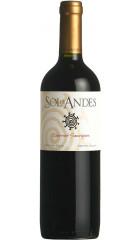 """Вино Santa Camila, """"Sol de Andes"""" Cabernet Sauvignon, 0.75 л"""
