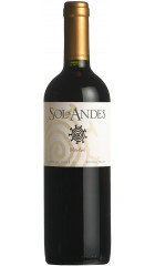"""Вино Santa Camila, """"Sol de Andes"""" Merlot, 0.75 л"""