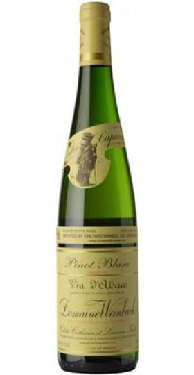 Вино Domaine Weinbach Pinot Blanc, 2018, 0.75 л