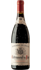 "Вино Domaine du Pegau, ""Cuvee Laurence"" Chateauneuf-du-Pape AOC, 2012, 0.75 л"