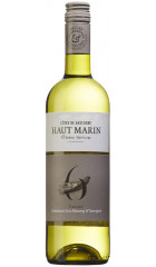 """Вино Haut Marin, """"Fossiles"""" Colombard-Sauvignon-Gros Manseng, Cotes de Gascogne IGP, 0.75 л"""