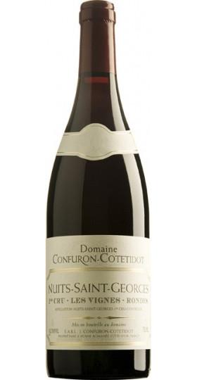 """Вино Domaine Confuron-Cotetidot, Nuits-Saint-Georges 1-er Cru """"Les Vignes Rondes"""" AOC, 2016, 0.75 л"""
