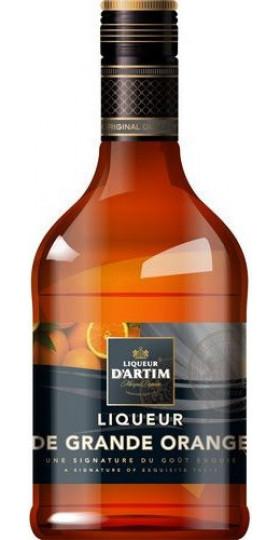 """Ликер Cooymans, """"D'Artim"""" de Grande Orange, 0.7 л"""