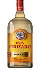 """Текила """"Don Cruzado"""" Gold, 0.7 л"""