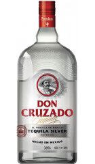 """Текила """"Don Cruzado"""" Silver, 0.7 л"""