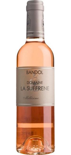 Вино Domaine La Suffrene, Bandol AOC, 2018, 0.375 л